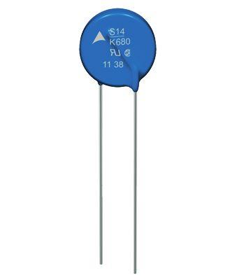 EPCOS, Standard Metal Oxide Varistor 215pF 50A, Clamping 1500V, Varistor 910V