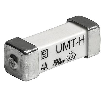 Schurter 16A T Non-Resettable Surface Mount Fuse, 125 V dc, 250 V ac