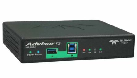 LeCroy USB-T0S3-A01-X Protocol Analyser for 3.0 Hub, All Popular USB Device Classes, Media Transfer Protocol (MTP),
