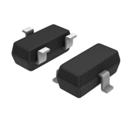 Si7201-B-05-IVR Silicon Labs, Omnipolar Hall Effect Sensor, 3-Pin SOT-23