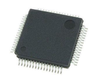 Microchip ATSAMD51J20A-AU, 32bit ARM Cortex M4 MCU, 120MHz, 1 MB Flash, 64-Pin TQFP