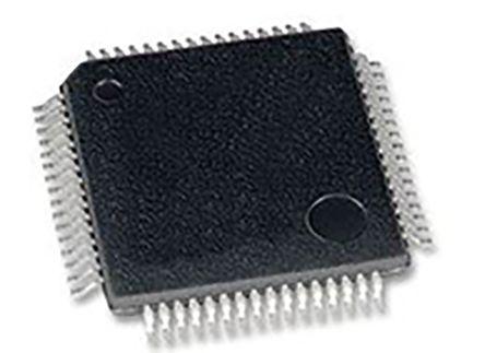 Microchip ATSAMD51J20A-MU, 32bit ARM Cortex M4 MCU, 120MHz, 1 MB Flash, 64-Pin VQFN