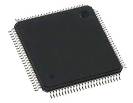 Microchip ATSAMD51N20A-AU, 32bit ARM Cortex M4 MCU, 120MHz, 1 MB Flash, 100-Pin TQFP