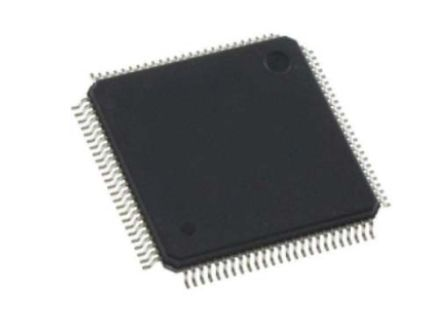Microchip ATSAME51N20A-AU, 32bit ARM Cortex M4 MCU, 120MHz, 1 MB Flash,  100-Pin TQFP