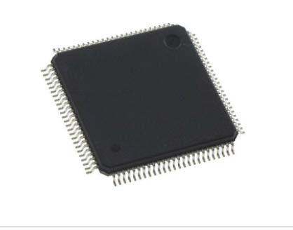 Microchip PIC32MK1024MCF100-I/PT, 32bit microAptiv MCU Microcontroller, 120MHz, 1.024 MB Flash, 100-Pin TQFP