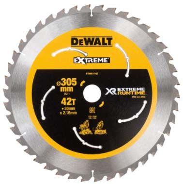 DeWALT Extreme Cordless Mitre Saw, 1.5kg