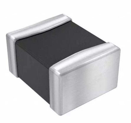 Murata DFE252012C Series Type 2520 Shielded Wire-wound SMD Inductor with a  Metal Alloy Core, 1 μH ±20%