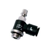 Legris Exhaust Valve, G 1/8 Male xPush In 6 mm
