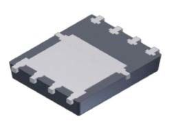 ON Semiconductor FDMS86182 Dual N-channel MOSFET, 78 A, 100 V PowerTrench, 8-Pin PQFN