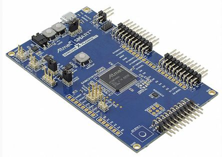 Microchip Xplained Pro MCU Evaluation Kit ATSAMC21N-XPRO