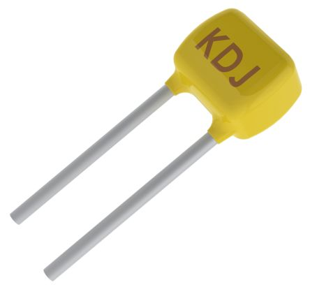 10x C315C471J2G5TA Condensateur Céramique Condensateur céramique multicouche monolithiques 470pF 200 V C0G ± 5/% Kemet