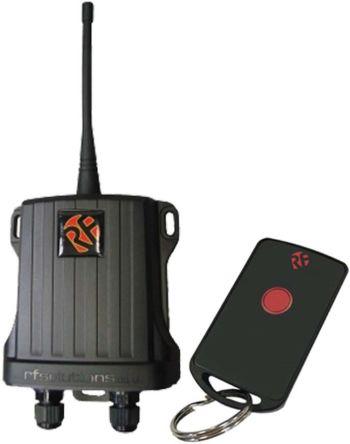 RF Solutions 1 Button RFID Module, HORNETPRO-8S1, 868MHz