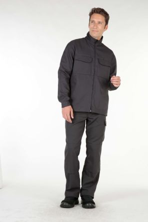 Action Work Charcoal Men's Trousers product photo