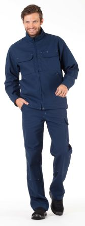 Action Work Navy Men's Trousers product photo