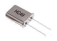 IQD 11.0592MHz Crystal Unit ±20ppm HC49 2-Pin