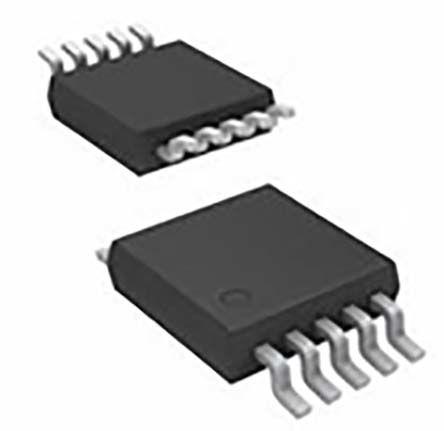 Analog Devices ADM3066EARMZ, Line Transceiver, TIA/EIA RS-485 1 (RS-485)-TX 1 (RS-485)-RX 1 (RS-485)-TRX