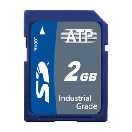 ATP 2GB SLC SD Card Industrial