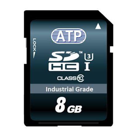ATP 8GB SLC SDHC Card Industrial