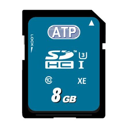 ATP 8GB aMLC SDHC Card Industrial