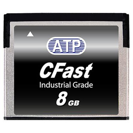 ATP CFast Industrial 8 GB SLC Cfast Card