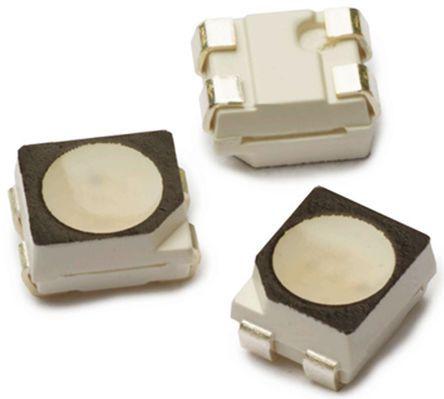 Broadcom 470 / 530 / 625 nm 3 RGB LED, PLCC 4 SMD package