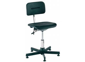 Bott Plastic Desk Chair 120kg Weight Capacity Black