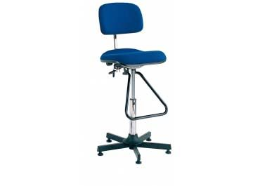 Super Bott Vinyl Desk Chair 120Kg Weight Capacity Blue Ocoug Best Dining Table And Chair Ideas Images Ocougorg