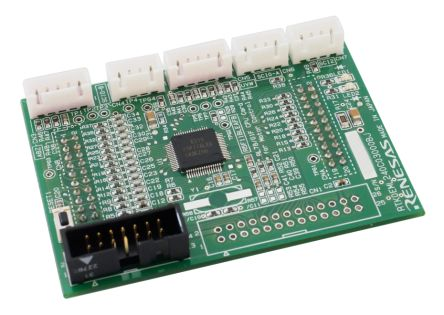 Renesas Electronics MCU Evaluation Board RTK0EML240C03000BJ
