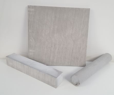 Cement Thermal Insulation Sheet, 300mm x 295mm x 6mm
