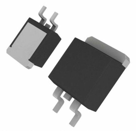 SCT2H12NYTB SiC N-Channel MOSFET, 4 A, 1700 V, 2 + Tab-Pin TO-268 ROHM