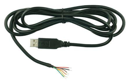 FTDI Chip TTL-234X-3V3-AJ for use with VDRIVE2 or VMUSIC2 Modules