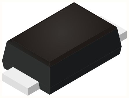100V DIODE SCHOTTKY VISHAY GENERAL SEMICONDUCTOR 3A SS3H10-E3//57T