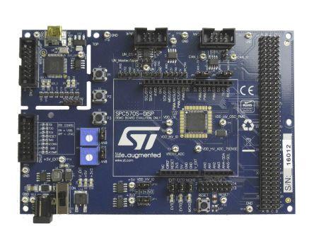 Microcontroller Development Kit STMicroelectronics Discovery MCU Evaluation Board SPC570S-DISP