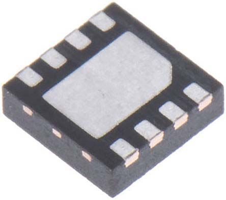 AD8045ACPZ-REEL7 Analog Devices, High Speed, Op Amp, RRIO, 1GHz, 5 V, 8-Pin LFCSP