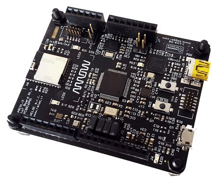 Arrow Electronics ARIS EDGE 32MHz Bluetooth, Thread, ZigBee Development Board - ARIS_EDGE