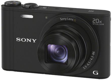 DSC-WX350 Digital Camera product photo