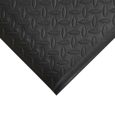 RS Pro Individual PVC Foam Anti-Fatigue Mat x 900mm, 1.5m x 9mm
