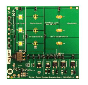 CCRGEVB, Constant Current Regulator Array Evaluation Board Evaluation Board product photo