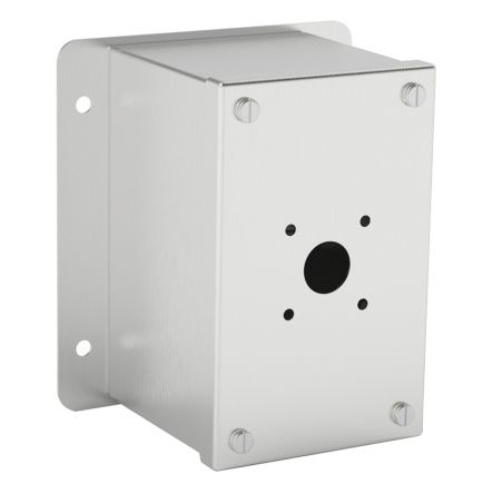 RS PRO Push Button Enclosure, 1 Hole Stainless