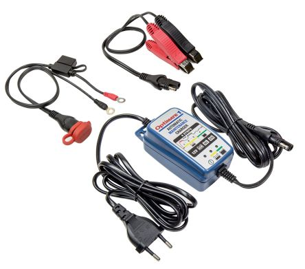 Battery Charger Connection Cord Set for AGM 12 V Batteries, GEL 12 V Batteries, STD 12 V Batteries Charger
