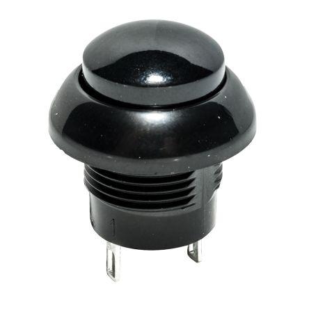 C & K Single Pole Single Throw (SPST) Momentary Push Button Switch, IP68, 12.3 (Dia.) x 11mm, Panel Mount, 32V dc