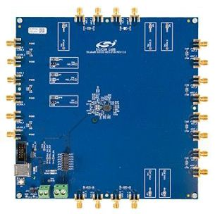 Silicon Labs Si5332-8EX-EVB, ClockBuilder Pro Clock Generator Evaluation Board for Si5332