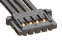 15132 Series Number Wire to Board Cable Assembly 1 Row, 4 Way 1 Row 4 Way, 450mm product photo