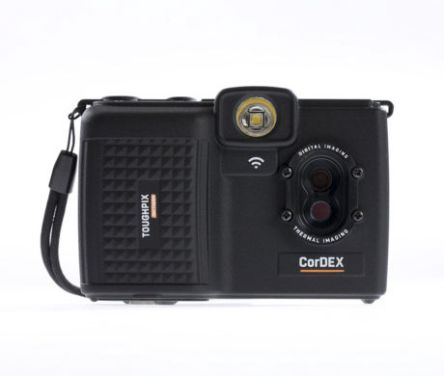 Toughpix Digitherm Digital Camera product photo