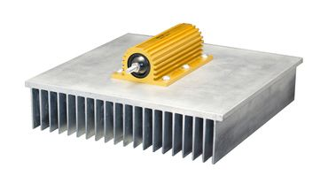 Heatsink, 89 Series, HS Series, 1.3°C/W, 127 x 100 x 31mm, Screw