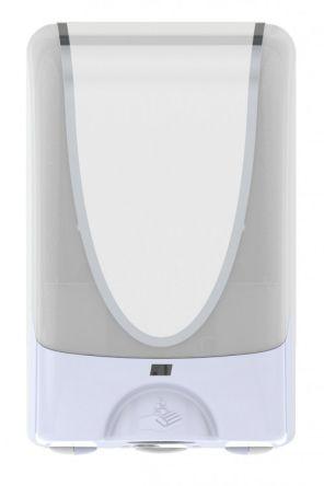 Deb Stoko White 1200mL Wall Mounted Soap Dispenser for DEB Instant Foam