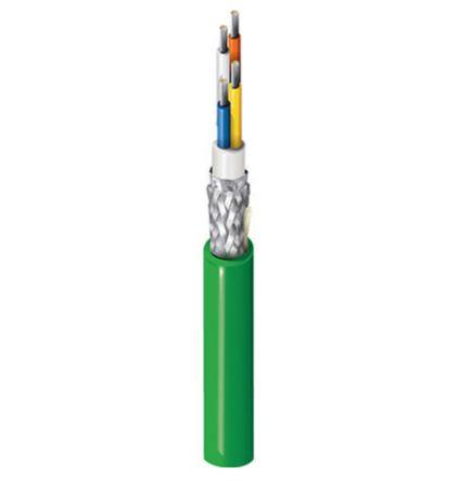 Belden Green PVC Cat5e Cable Tinned Copper, 305m Unterminated