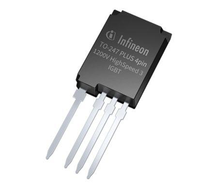 Infineon IKY40N120CH3XKSA1 P-Channel IGBT, 80 A 1200 V, 4-Pin TO-247