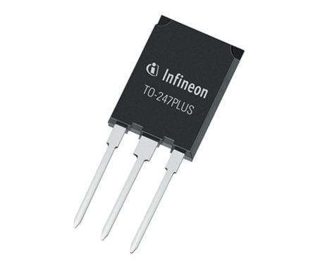 Infineon IKQ40N120CH3 P-channel IGBT, 80 A 1200 V, 3-Pin TO-247