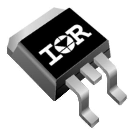 Infineon AUIRFZ24NSTRL N-channel MOSFET, 17 A, 55 V AUIRFZ24N, 2 + Tab-Pin D2PAK